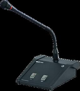 Amperes Analogue Paging Mic- PM1000