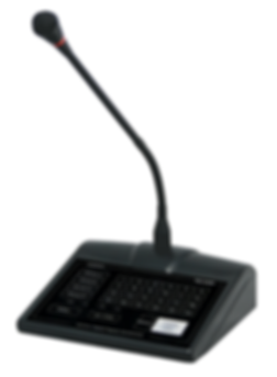 Amperes PA System PD1240 Paging Mic