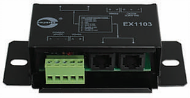 Amperes Paging Mic Extender - EX1103