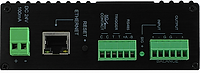 Amperes Ethernet Data & Sound Transceiver Side view - iPX5400