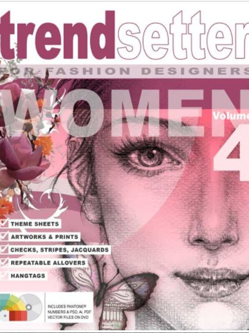 Trendsetter - Women Graphic Collection Vol. 4 incl. DVD