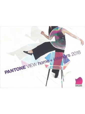 PANTONE VIEWHOME + INTERIOR 2018