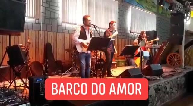CTG Gaudério Serrano - Barco do amor