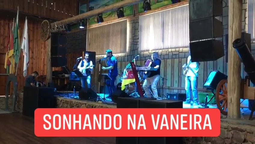 CTG Gaudério Serrano - Sonhando na Vaneira