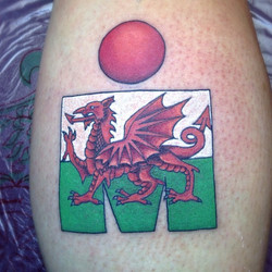 Instagram - #tattoo #tattoos #wales #wel