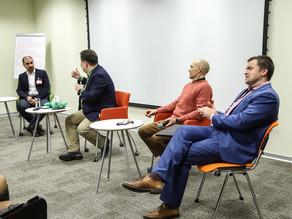 Практическая конференция «Карьера в финансовом секторе: уйти или остаться»