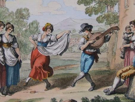 IL SALTARELLO: un ballo che parla di noi