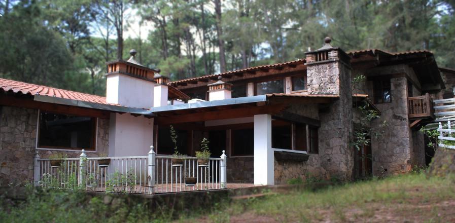 Cabaña en Mazamitla de 8,616.35m² en Venta $10,600,000