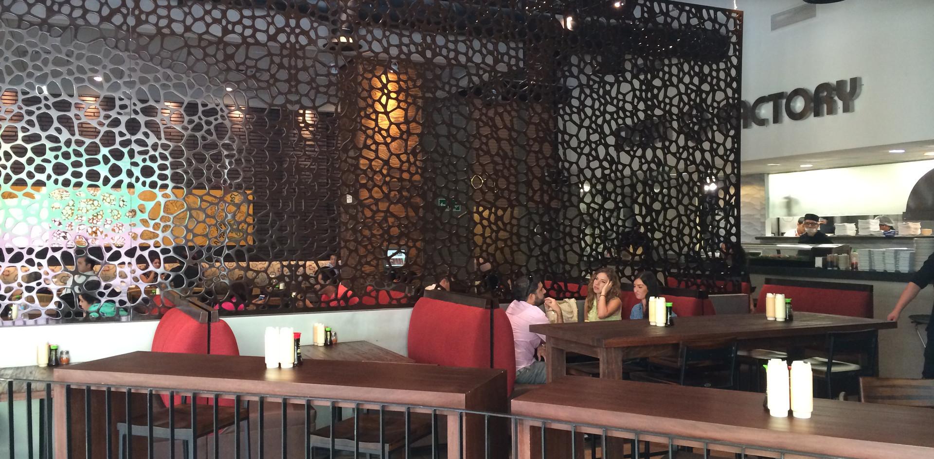 Sushi Factory Galerias