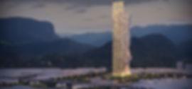 Render Share skyscraper