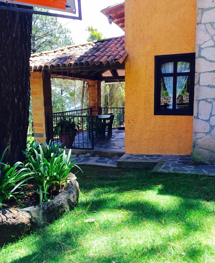 ¡Hermosa Cabaña aclientada para negocio de renta en Mazamitla!