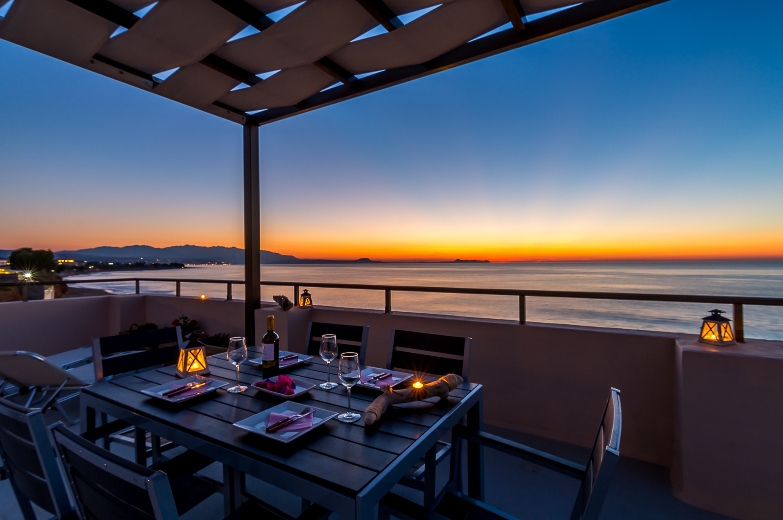 Alkionis Hotel - Rethymnon