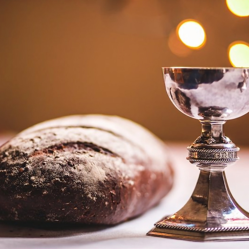 Consecration, Baptism and Holy Communion