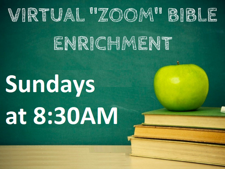 Virtual Bible Enrichment