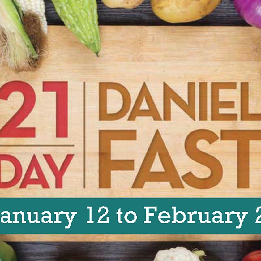 21 Day Daniel Fast for Spiritual Breakthrough