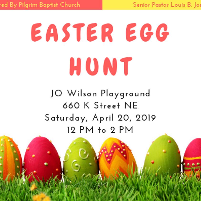 Evangelism Easter Egg Hunt