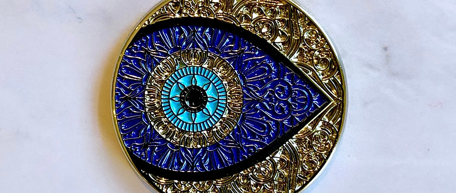 Evil Eye Coin 2021