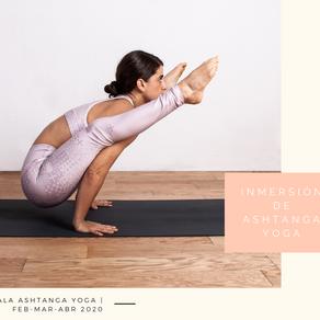 Inmersión Ashtanga Yoga