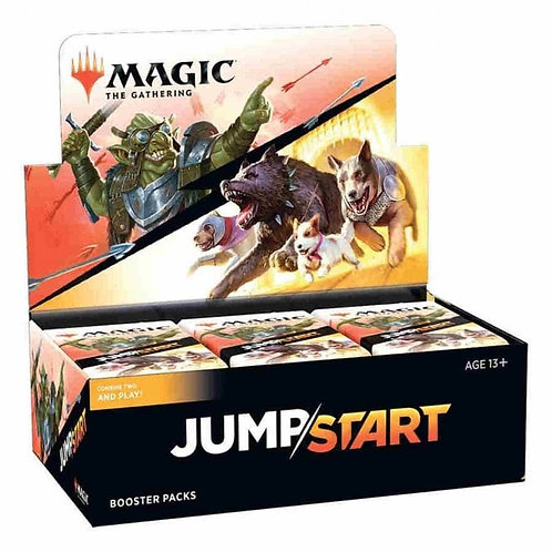 Magic: The Gathering Jumpstart Booster Box