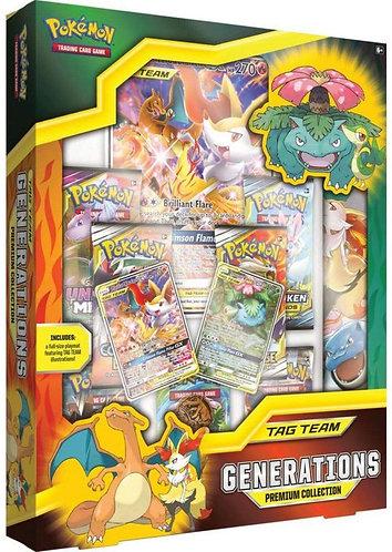 Pokemon : Tag Team Generations Premium