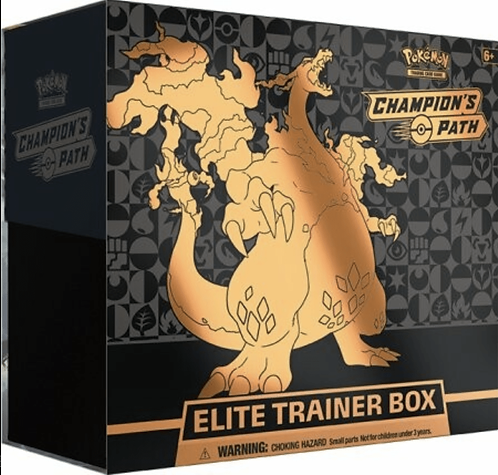 Pokemon, Champion's Path Elite Trainer Kit