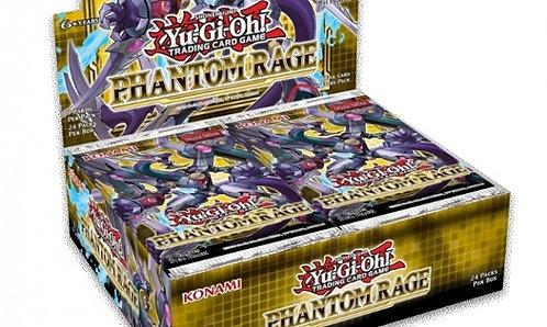 Yu-Gi-Oh! : Phantom Rage Booster Box