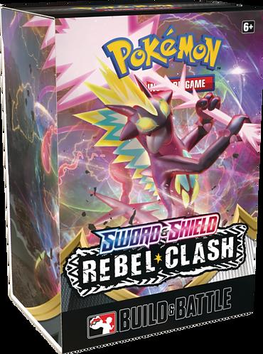 Pokemon : Rebel Clash Pre Release Kit