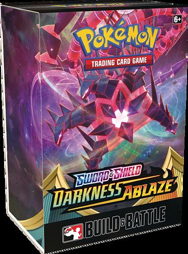 Pokemon : Darkness Ablaze Pre Release Kit