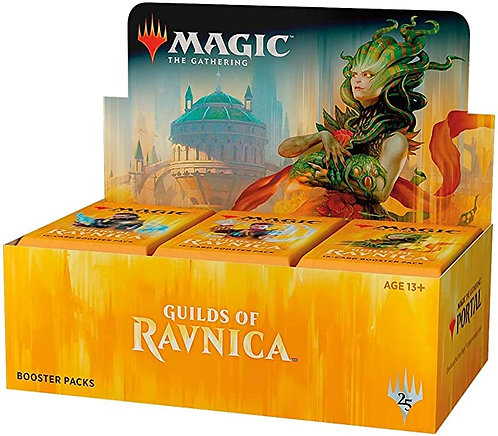 Magic: The Gathering Guilds of Ravnica Booster Box (36 Booster Packs)