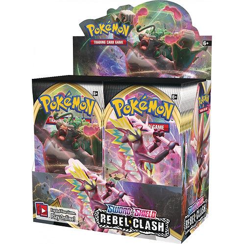 Pokemon : Rebel Clash BoosterBox