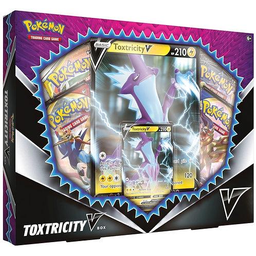 Pokémon Trading Card Game: Toxtricity V Box