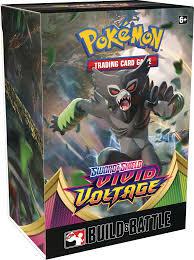 Pokemon : Vivid Voltage Pre Release Kit