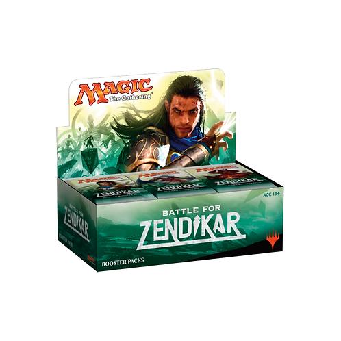 Magic: The Gathering Battle For Zendikar Booster Box