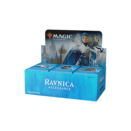 Magic: The Gathering Ravnica Alliance Booster Box