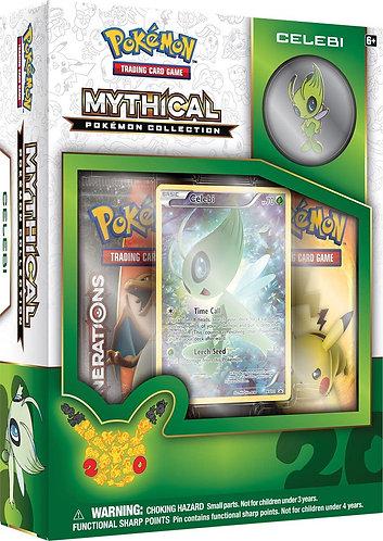 Pokemon : Mythical Pokemon Collection Celebi