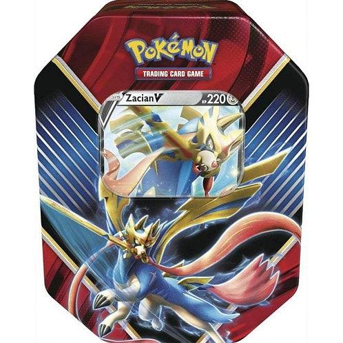 Pokemon : Legend Of Galar Tin Zacian V