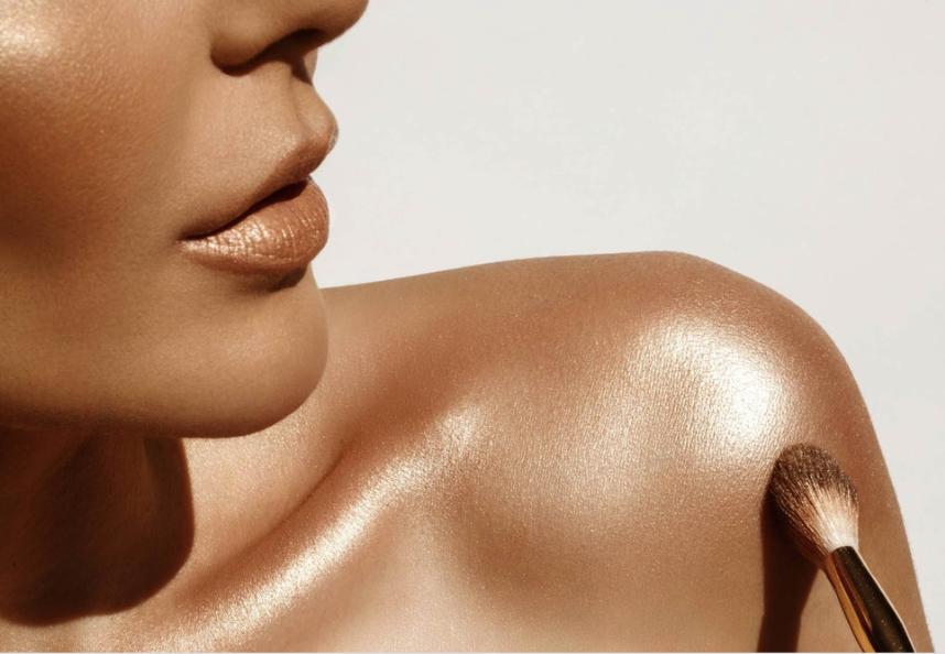 golden skin