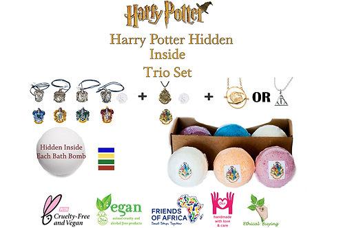 Harry Potter Trio Set