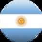 Bandera argentina, país que cubrimos cn nuestro servicio en su totalidad