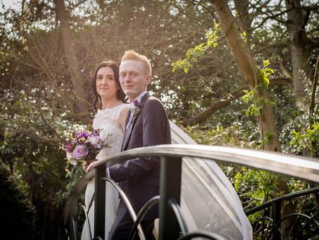 Mr & Mrs Carpenter - Braintree Town Hall & Jardins