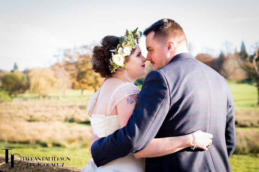 Burley Manor wedding, Tarran Patterson Photography