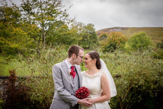Wedding in the Welsh Valleys