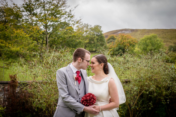 Wedding in the Welsh Valleys