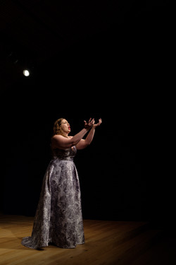 From L'amour et la mort recital