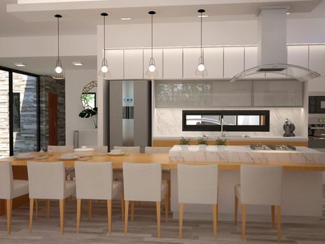 ¿De qué material hago los muebles de mi cocina? te ayudamos a conocer opciones!!!