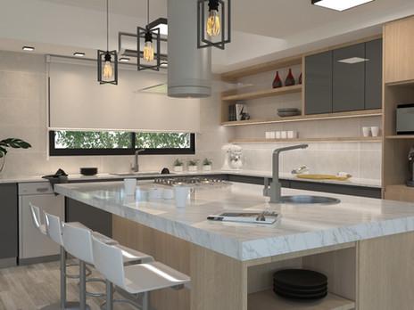 Cómo encontrar tu cocina ideal y no morir en el intento!!