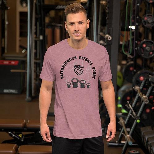 Determination Defeats Doubt T-Shirt