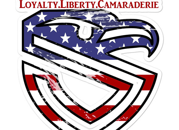 Freedom stickers