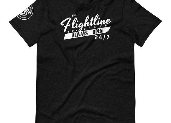 Flightline Always Open T-Shirt