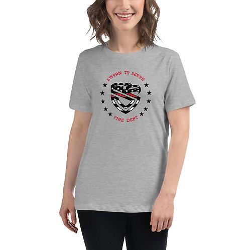 Women's Fire Shield Relaxed T-Shirt